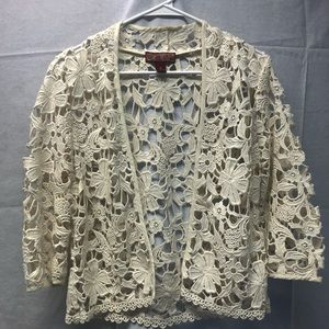Lucky Lace Jacket